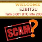EzBit2u Review – Legit Biz Opportunity Or Big Scam? Find Out!