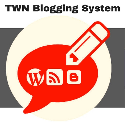 the wealth network blogging system