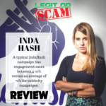 indaHash Review – Legit ICO Or Another Cryptocurrency Scam?