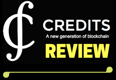 Credits ICO Review - One Million Transactions Per Second or Scam?