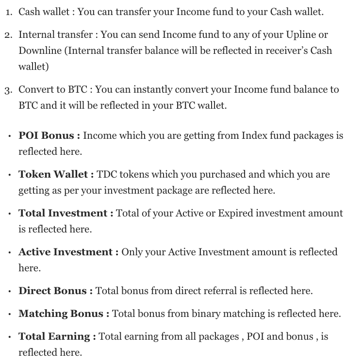 trident crypto fund notes