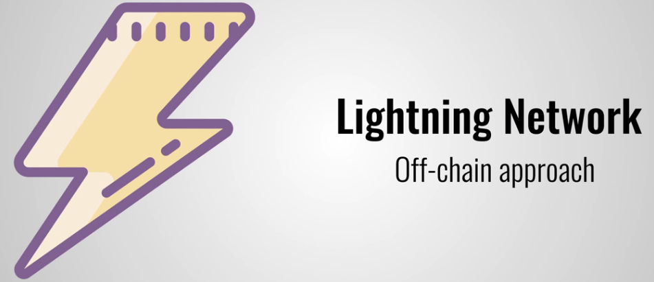 bitcoin lightning network off-chain approach