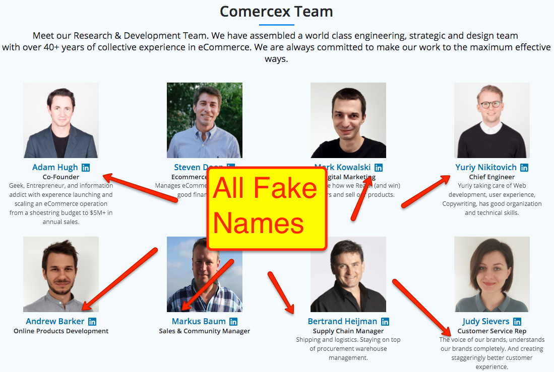 comercex owners