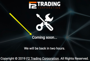 f2 trading corp under construction