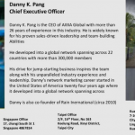 Danny Pang – EXXA Founder Review (DO NOT JOIN Until You Read This)