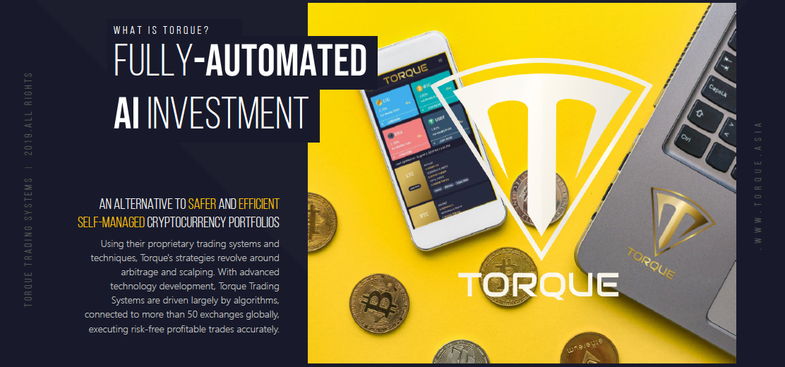 torque trading system fully-automated ai investment