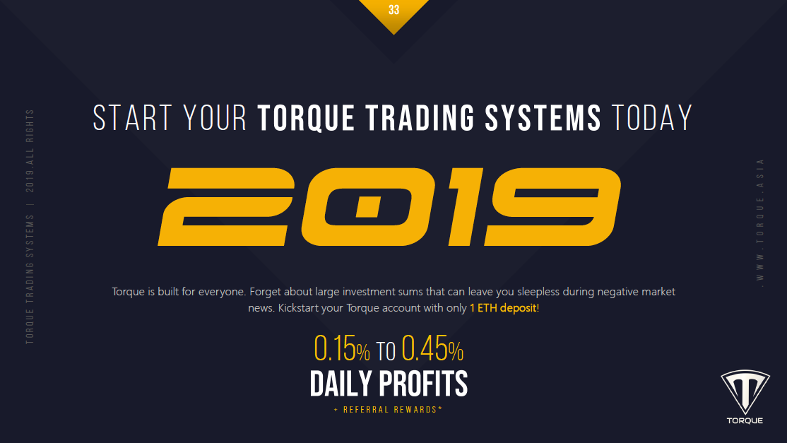 torque trading systems 2019