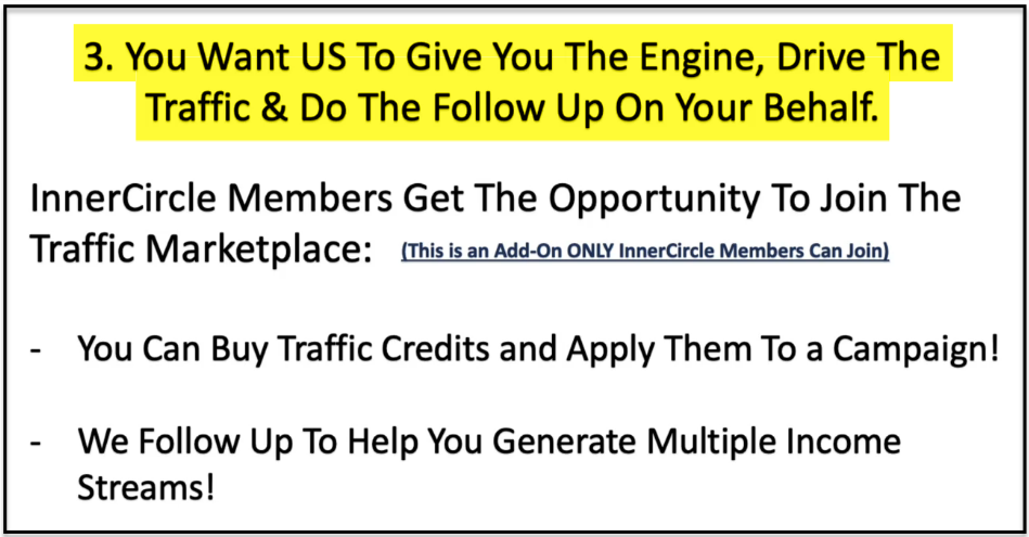 risenetwork traffic and follow up