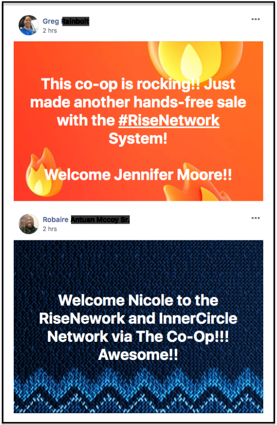 the rise network member reviews 3