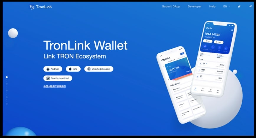 tronlink wallet review
